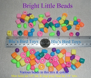 Bright Little Beads - 1 LB.