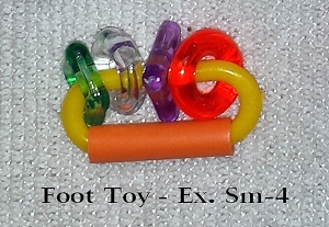 Foot Toy - Ex. Small #4