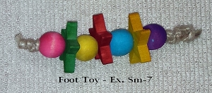 Foot Toy - Ex. Small #7