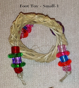 Foot Toy - Small #1