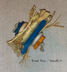Foot Toy - Small #3