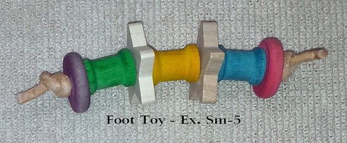 Foot Toy - Ex. Small #5
