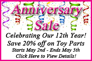 Join us and Save 20% Off Anniversary Sale!