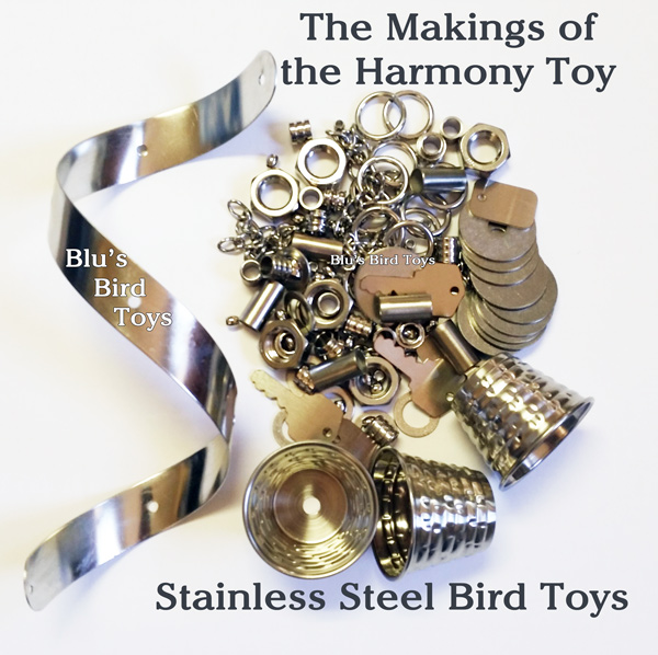 Harmony Stainless Toy
