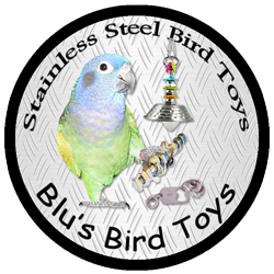 Stainless Steel Welded Bird Toys
