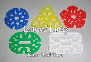 Lattice Links - 5 pc.