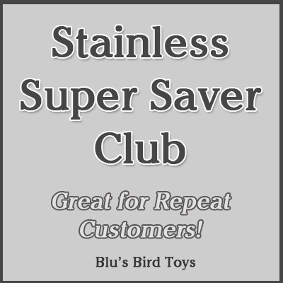 Stainless Super Saver Club